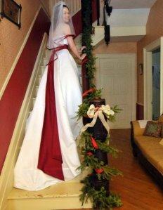 Wedding Banister