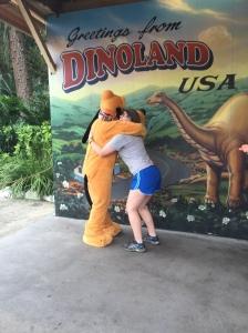 Pluto Hugs