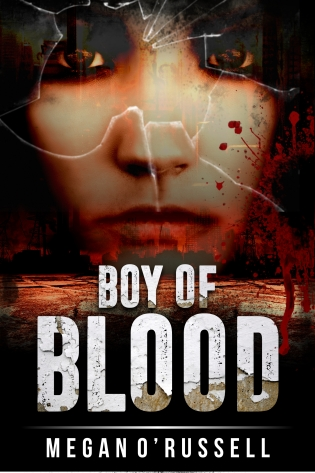 Boy of Blood Cover