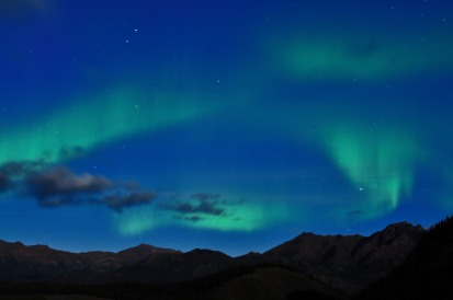 Northern Lights Denali