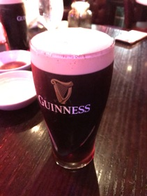 Guinness at Raglan Road in Disney Springs